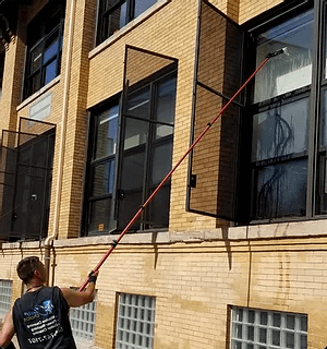 Clean By Clear Choice Commerical Window Cleaning Rochester