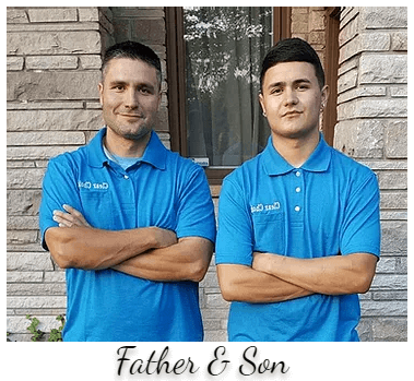 Clean By Clear Choice Father and Son Window Cleaning