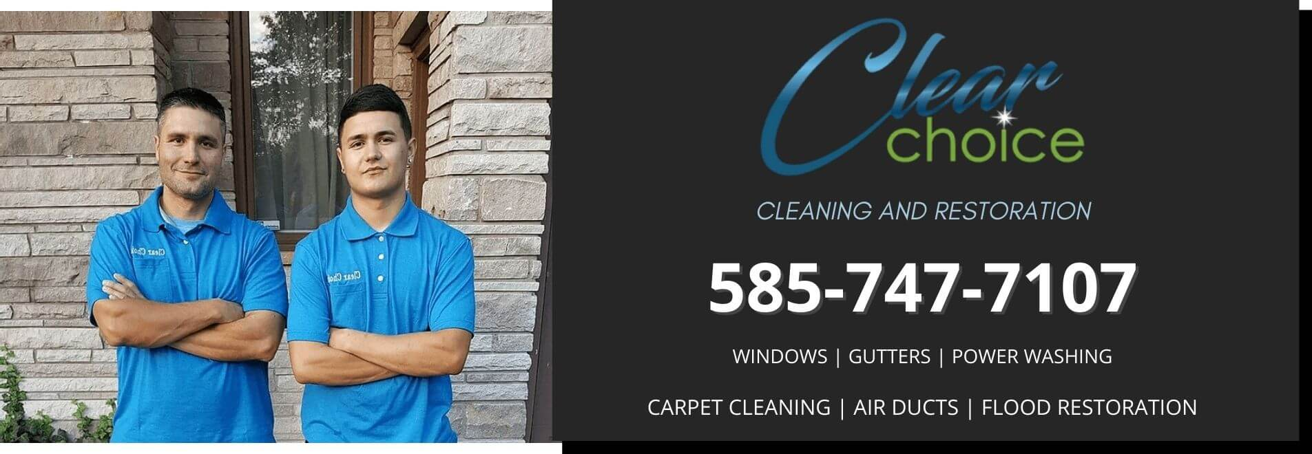 Clear Choice Cleaning Restoration Rochester